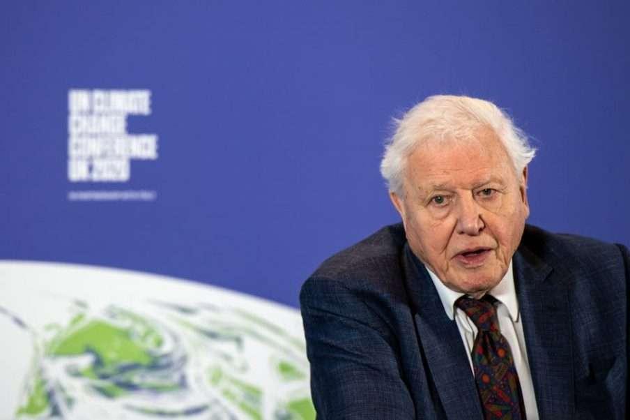 G7 David Attenborough