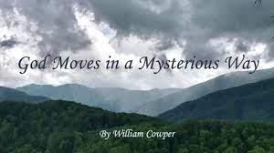 Poem by William Cowper